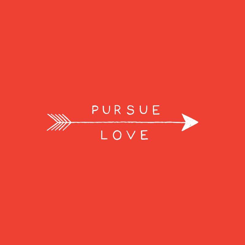 Pursue Love by Alex MacDuff's Artist Shop