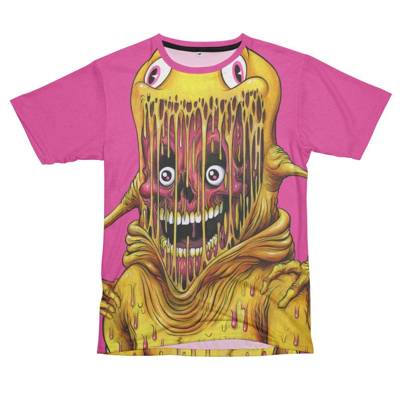 THE ASTRONAUT Men's Cut & Sew by Alex Pardee's BRIGHTMARES