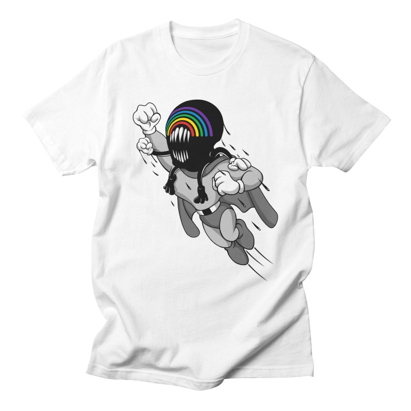 BRIGHTY MOUSE Men's T-Shirt by Alex Pardee's BRIGHTMARES