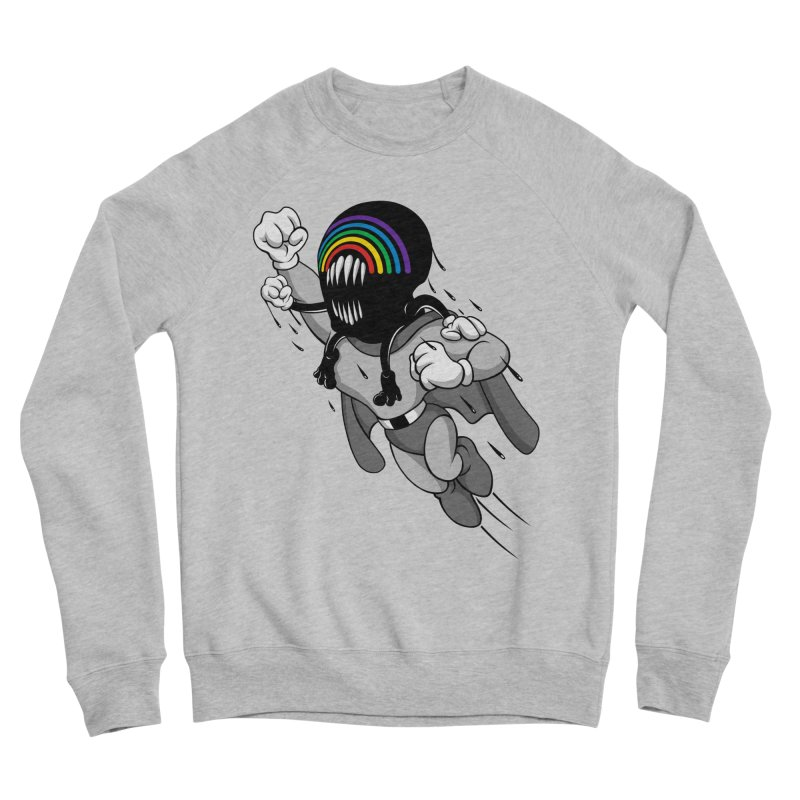 BRIGHTY MOUSE Women's Sweatshirt by Alex Pardee's BRIGHTMARES