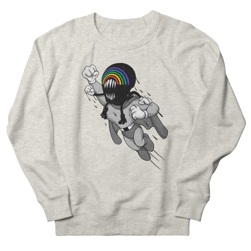 BRIGHTY MOUSE Women's Sweatshirt by Alex Pardee's BRIGHTMARES