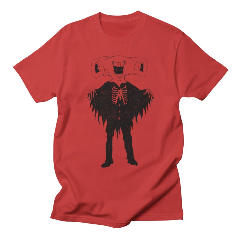HAMMERHEAD Men's T-Shirt by Alex Pardee's BRIGHTMARES