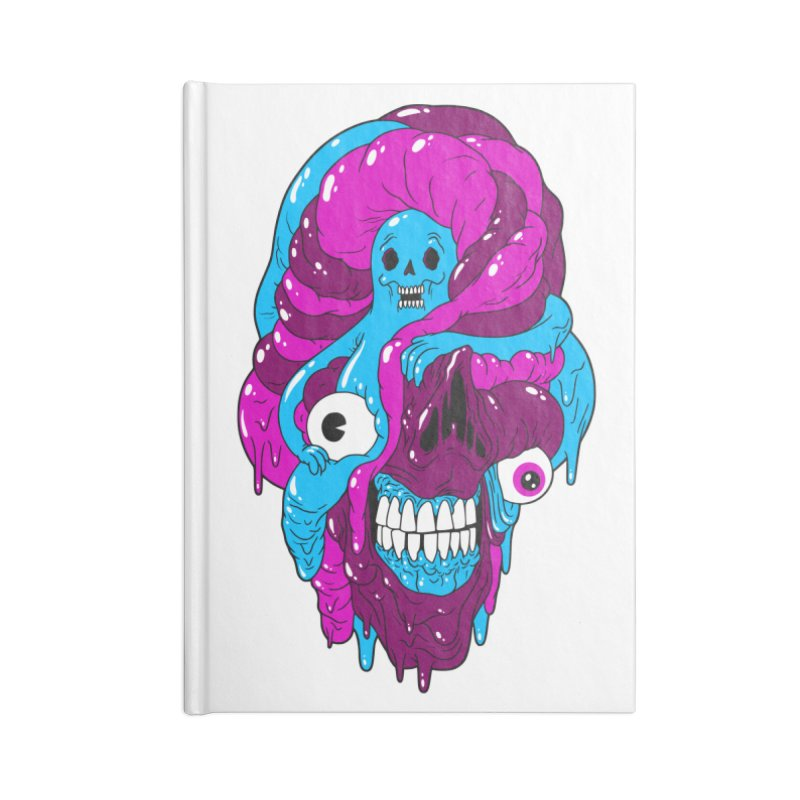 JELLY BELLY Accessories Notebook by Alex Pardee's BRIGHTMARES
