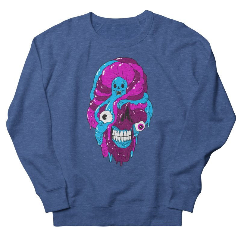JELLY BELLY Women's Sweatshirt by Alex Pardee's BRIGHTMARES