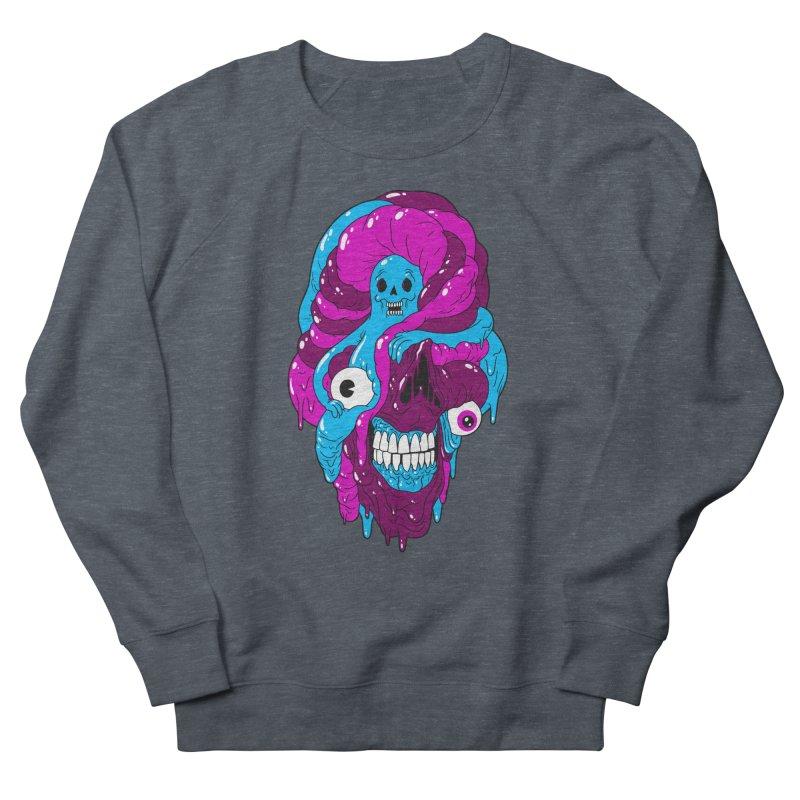 JELLY BELLY Men's Sweatshirt by Alex Pardee's BRIGHTMARES