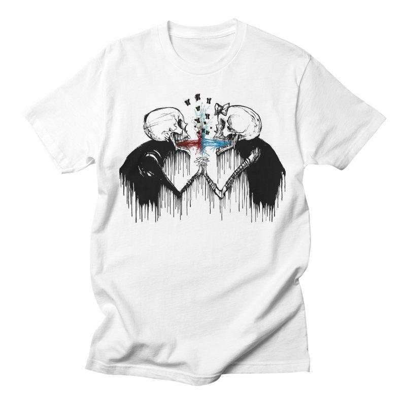 Vomit Is Love Men's T-Shirt by Alex Pardee's BRIGHTMARES