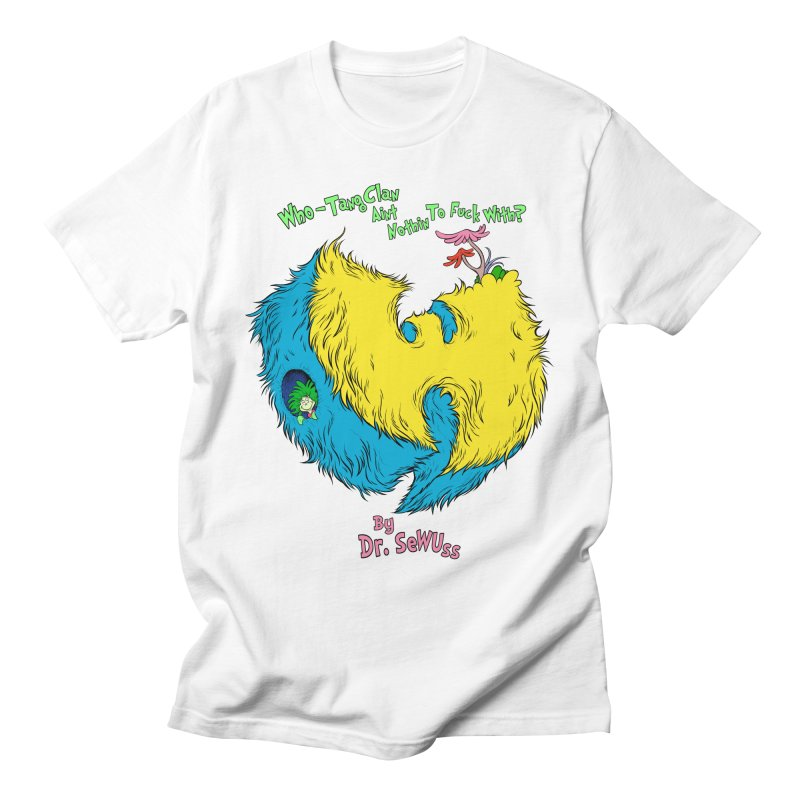 WHO-TANG CLAN Women's T-Shirt by Alex Pardee's BRIGHTMARES