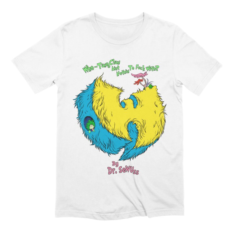 WHO-TANG CLAN Men's T-Shirt by Alex Pardee's BRIGHTMARES