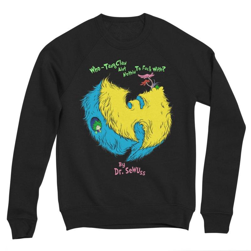 WHO-TANG CLAN Men's Sweatshirt by Alex Pardee's BRIGHTMARES
