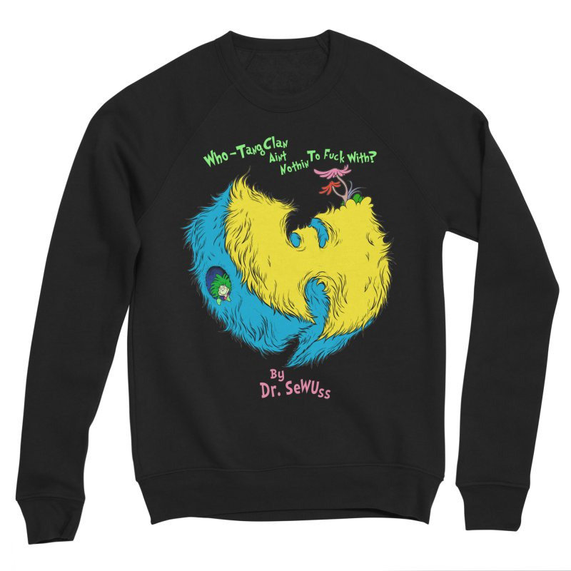WHO-TANG CLAN Women's Sweatshirt by Alex Pardee's BRIGHTMARES