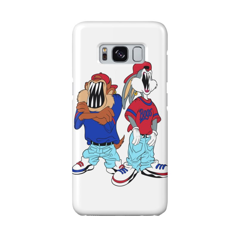 BOGS BUNS Accessories Phone Case by Alex Pardee's BRIGHTMARES