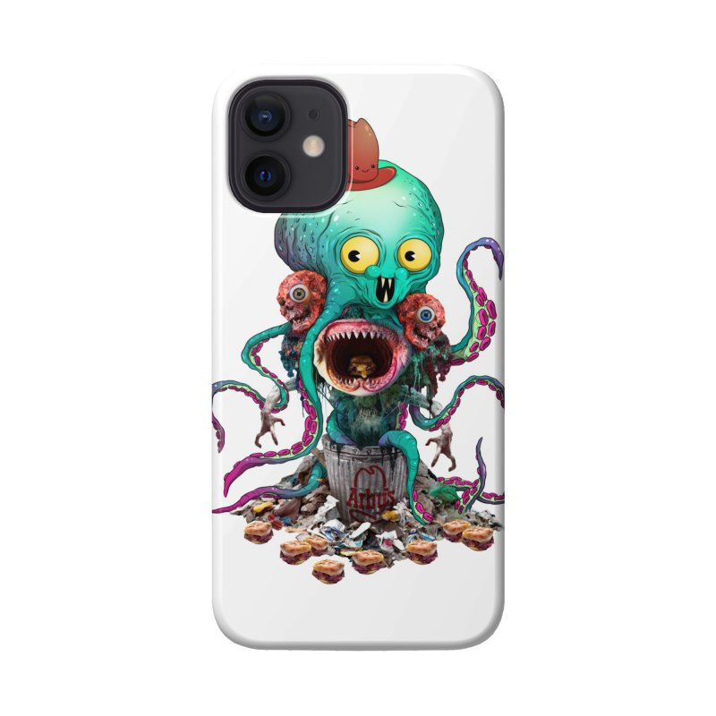 BARTLBY & BEETH (WHITE) Accessories Phone Case by Alex Pardee's BRIGHTMARES