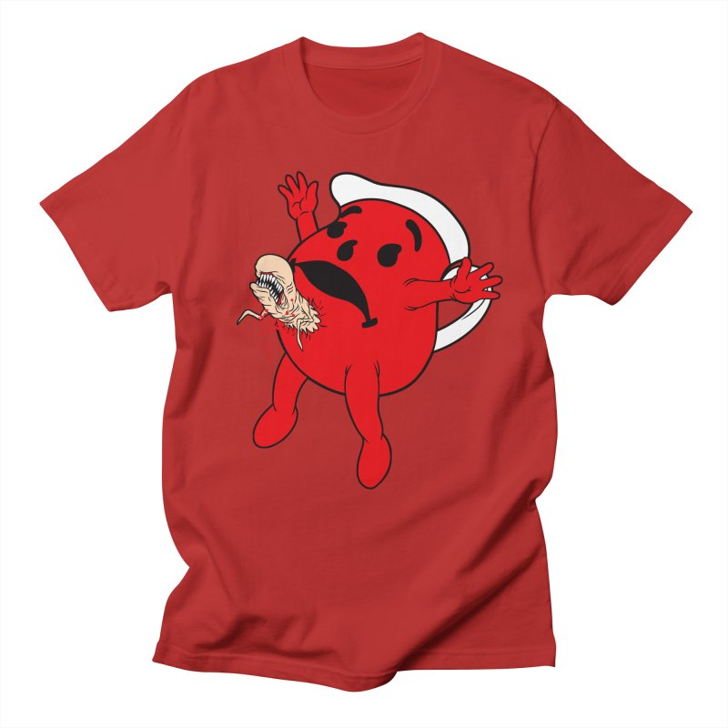 KOOL IRONY Men's T-shirt by Alex Pardee's Land Of Confusion