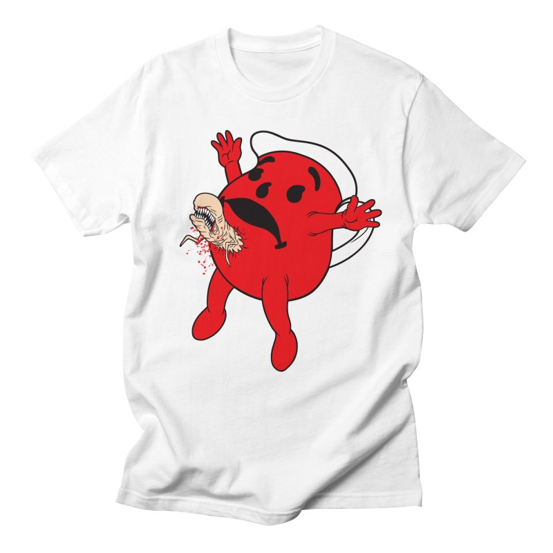 KOOL IRONY Men's Regular T-Shirt by Alex Pardee's Land Of Confusion