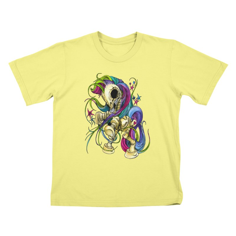 MY LITTLE BONY   by Alex Pardee's Land Of Confusion