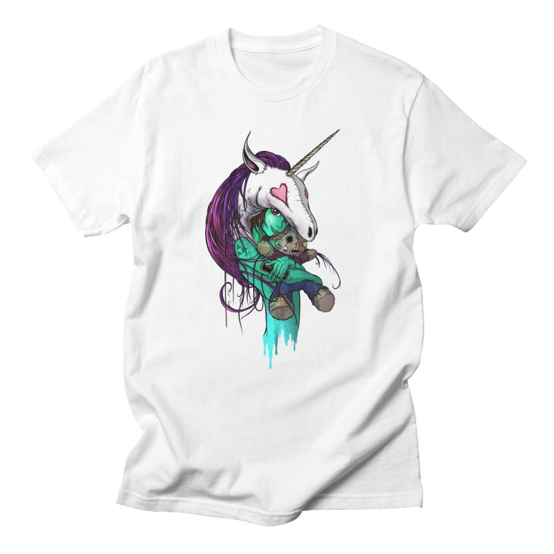 DREAMGIRL Men's Regular T-Shirt by Alex Pardee's Land Of Confusion