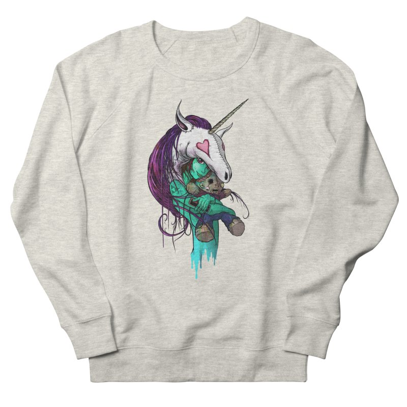 DREAMGIRL Women's Sweatshirt by Alex Pardee's Land Of Confusion