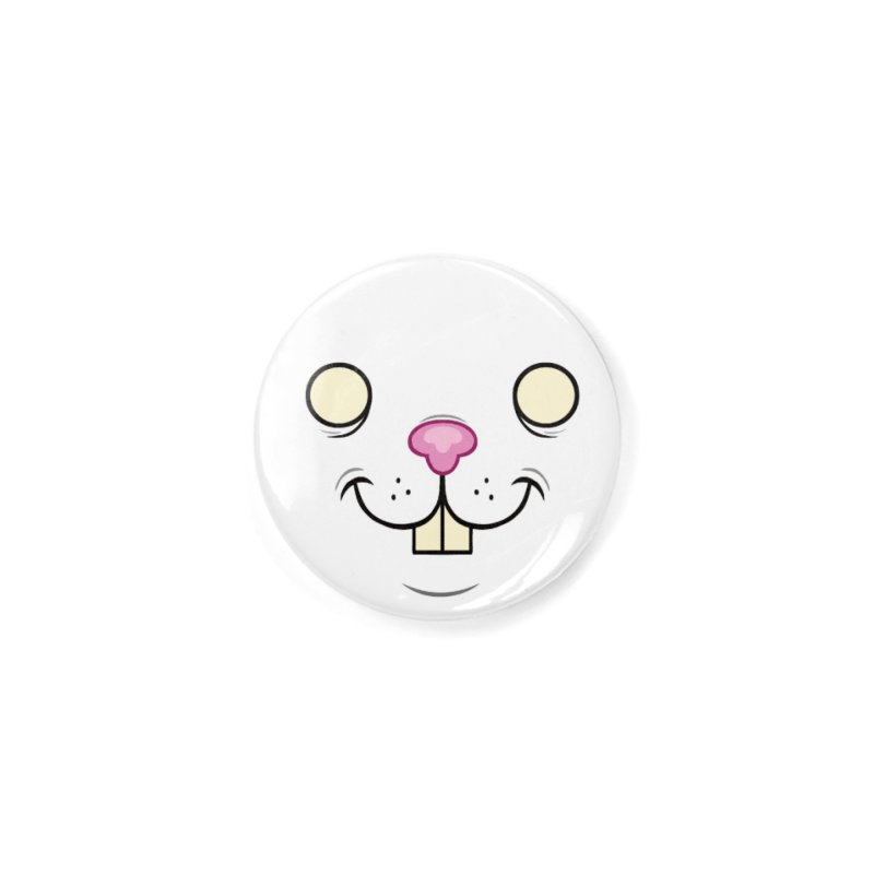 BUNNYWITH Accessories Button by Alex Pardee's BRIGHTMARES