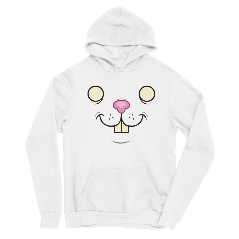 BUNNYWITH Women's Pullover Hoody by Alex Pardee's BRIGHTMARES