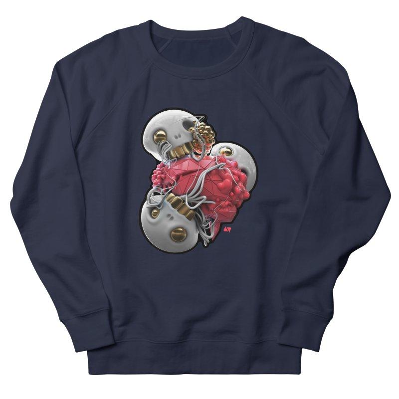Brainiac Men's French Terry Sweatshirt by AD Apparel
