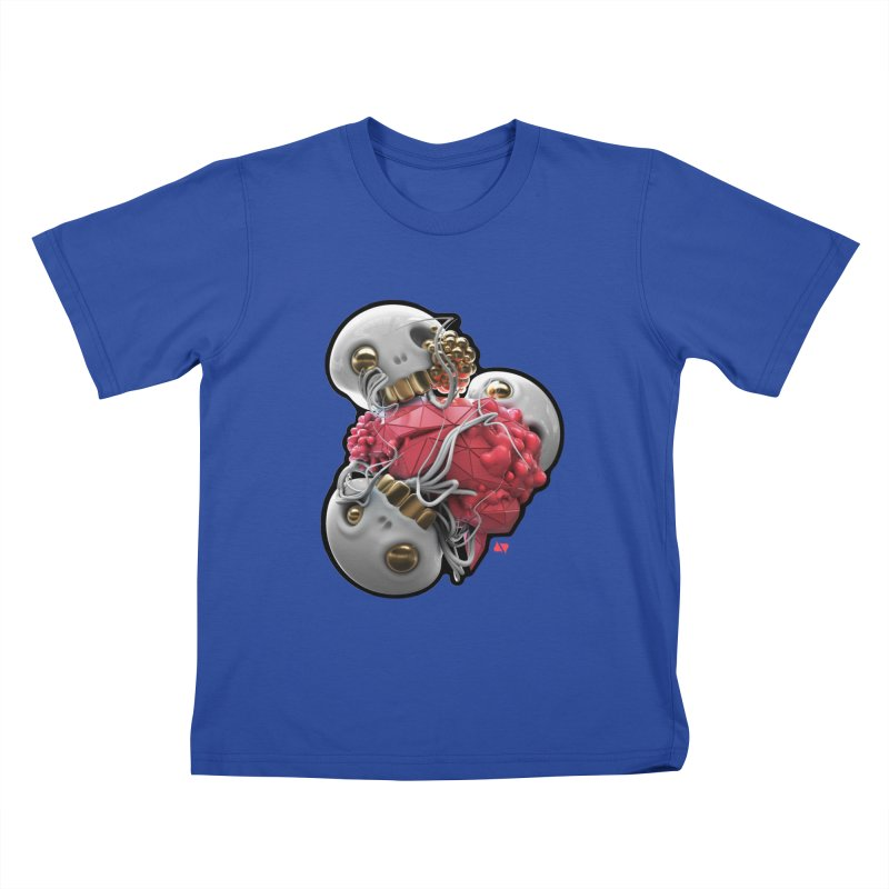 Brainiac Kids T-Shirt by AD Apparel