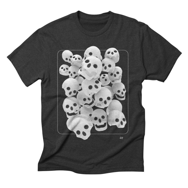 Immortalized Men's Triblend T-Shirt by AD Apparel