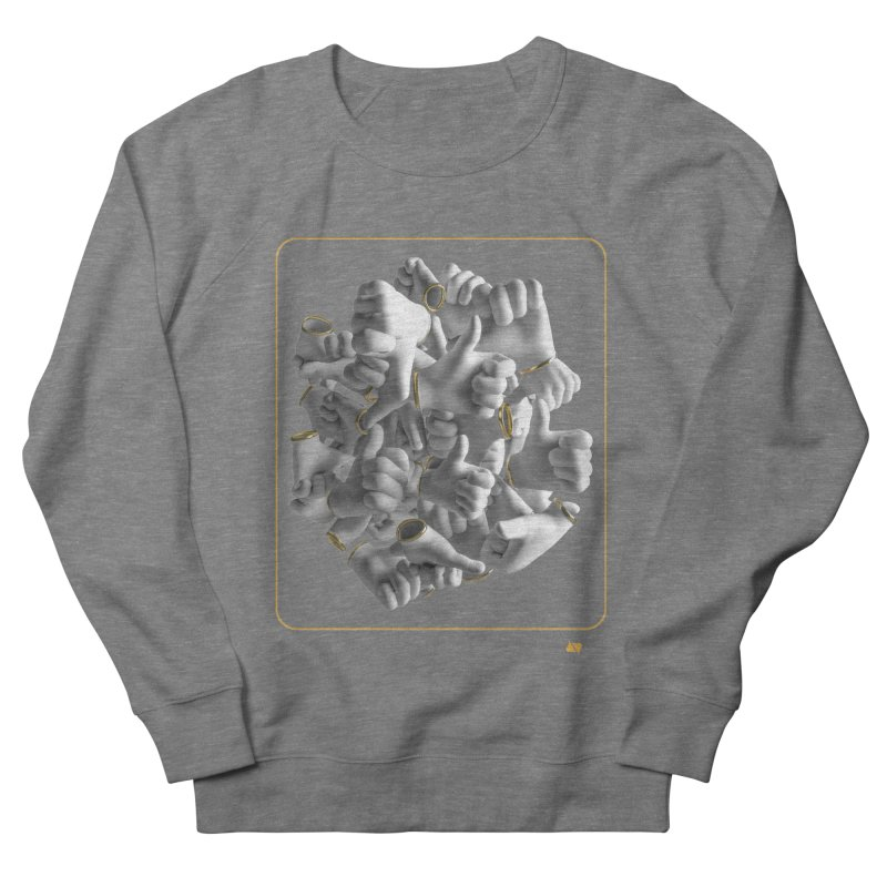 Approval Women's French Terry Sweatshirt by AD Apparel
