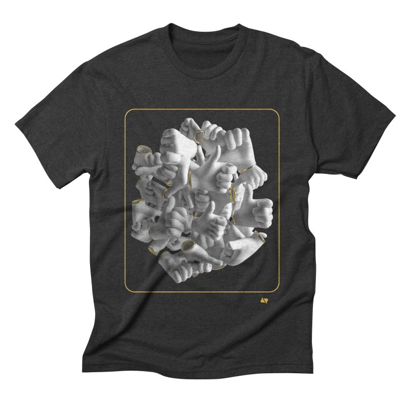 Approval Men's Triblend T-Shirt by AD Apparel