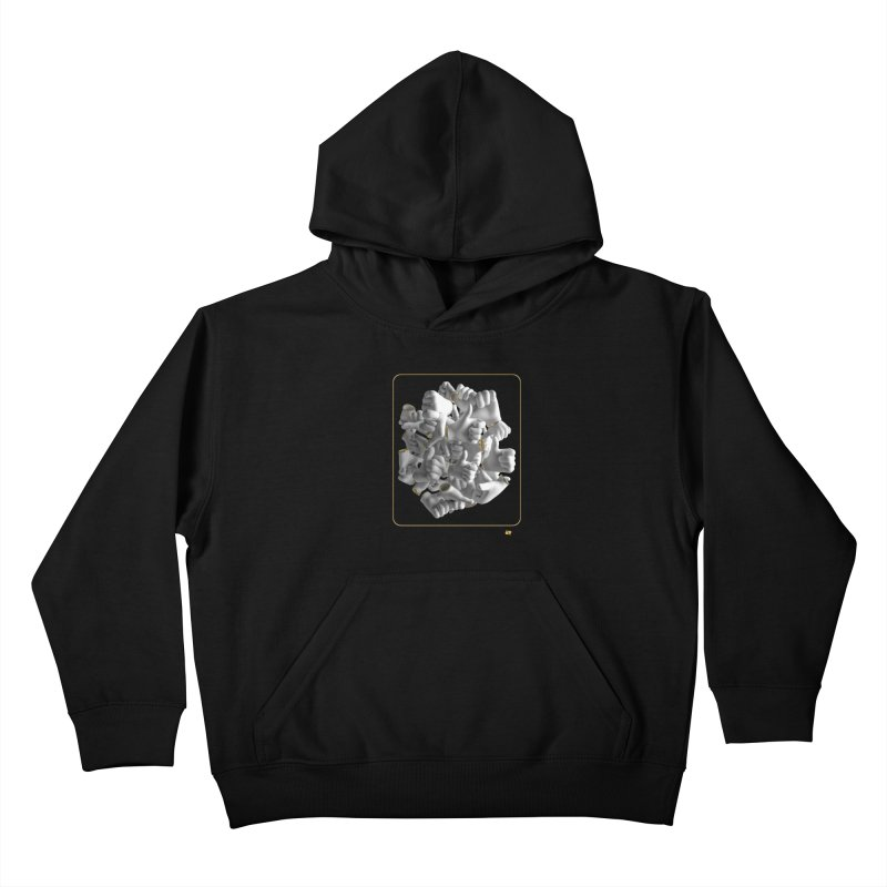Approval Kids Pullover Hoody by AD Apparel