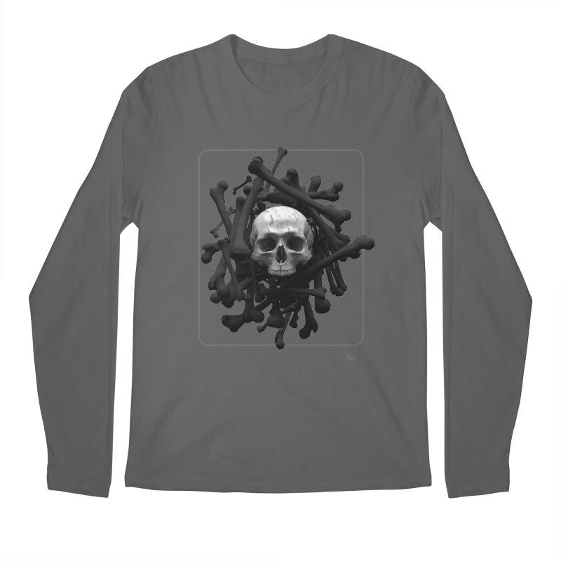 Decorated Cap'n Men's Longsleeve T-Shirt by AD Apparel