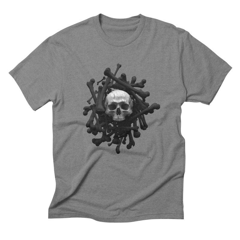 Decorated Cap'n Men's T-Shirt by AD Apparel