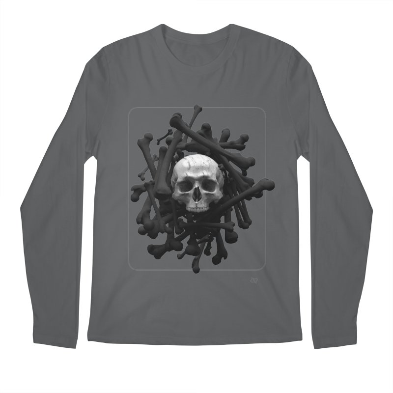 Decorated Cap'n Men's Regular Longsleeve T-Shirt by AD Apparel