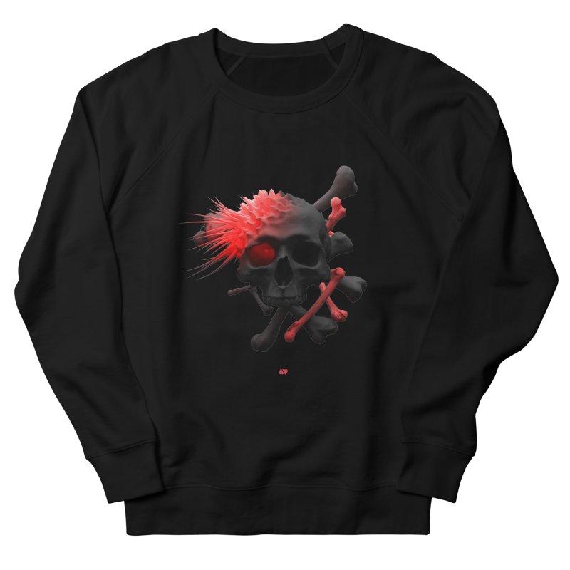 Angry Cap'n Men's Sweatshirt by AD Apparel