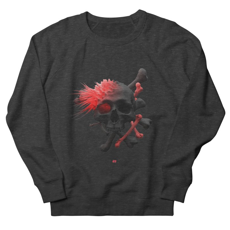 Angry Cap'n Women's Sweatshirt by AD Apparel