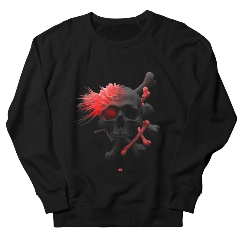 Angry Cap'n Men's Sweatshirt by AD Apparel