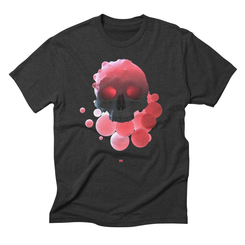 Bubbleboom Men's T-Shirt by AD Apparel