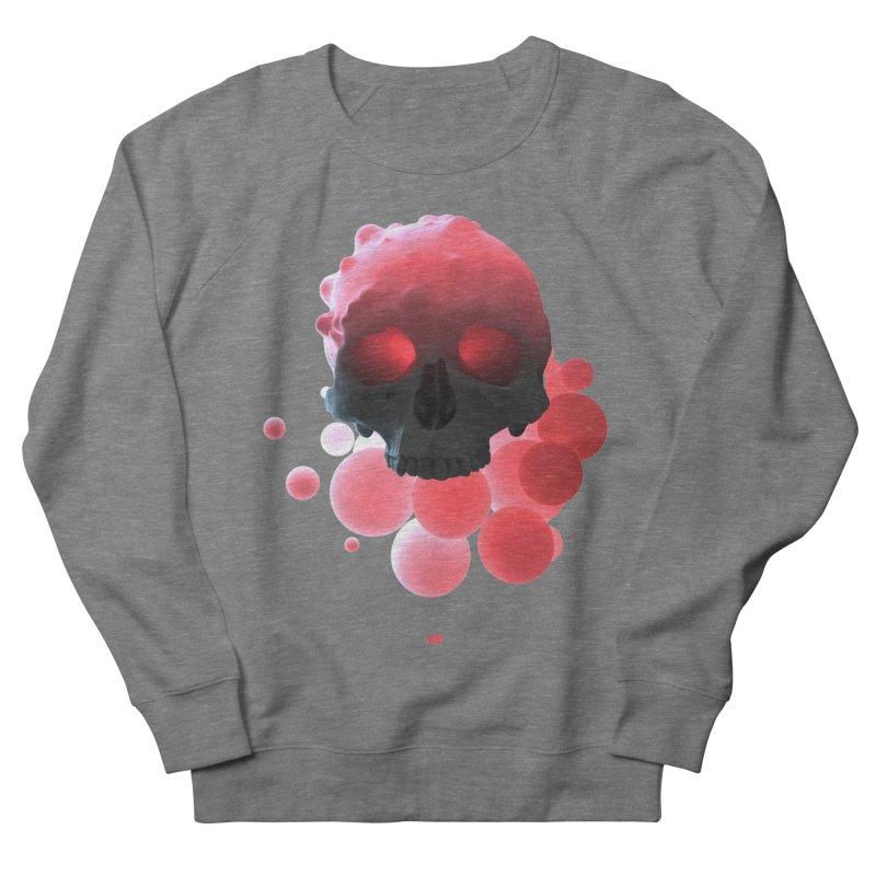 Bubbleboom Women's French Terry Sweatshirt by AD Apparel