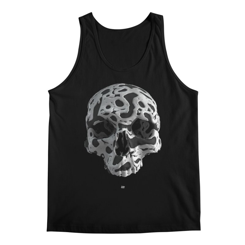 Cammo Men's Regular Tank by AD Apparel