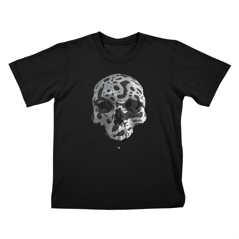 Cammo Kids T-Shirt by AD Apparel