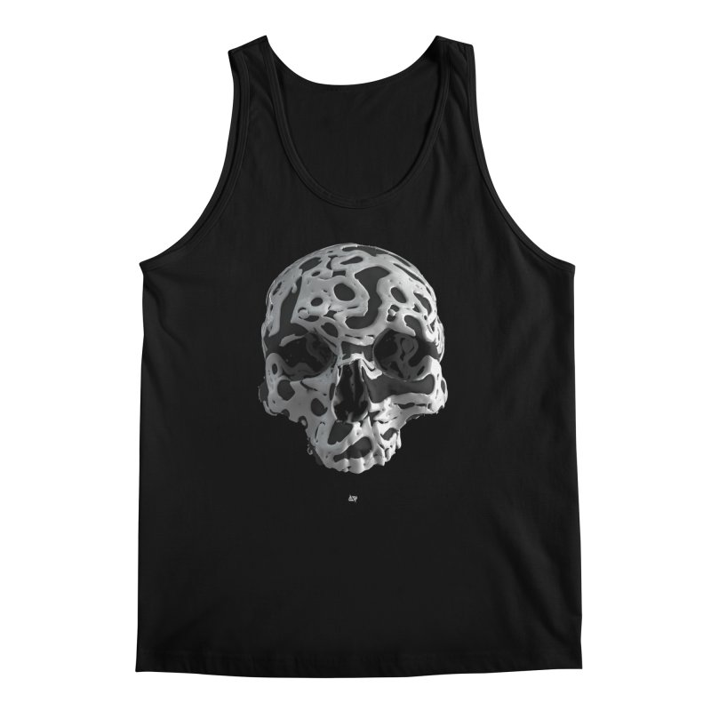 Cammo Men's Tank by AD Apparel