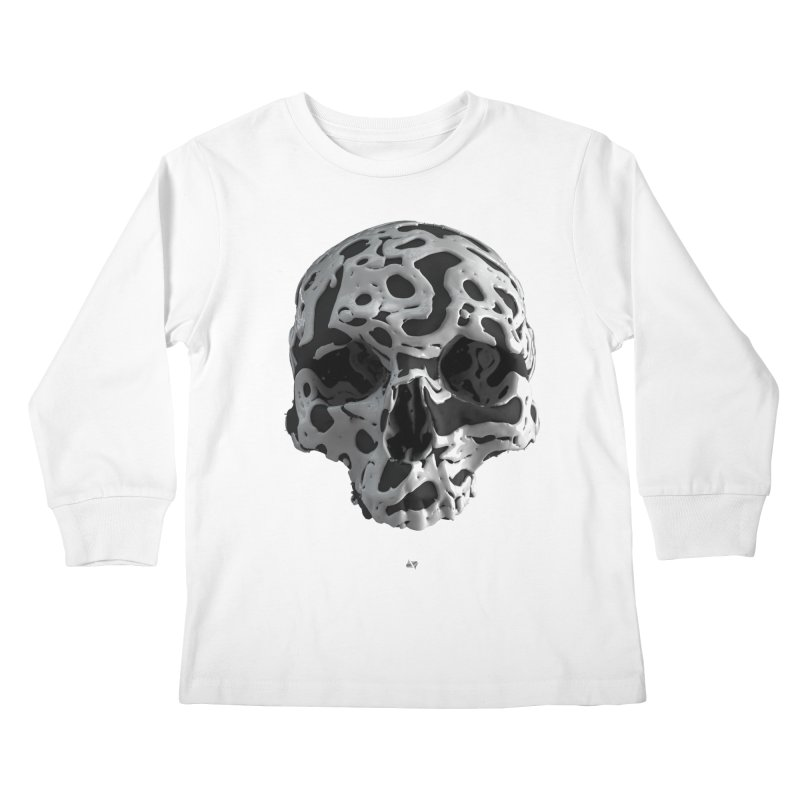 Cammo Kids Longsleeve T-Shirt by AD Apparel