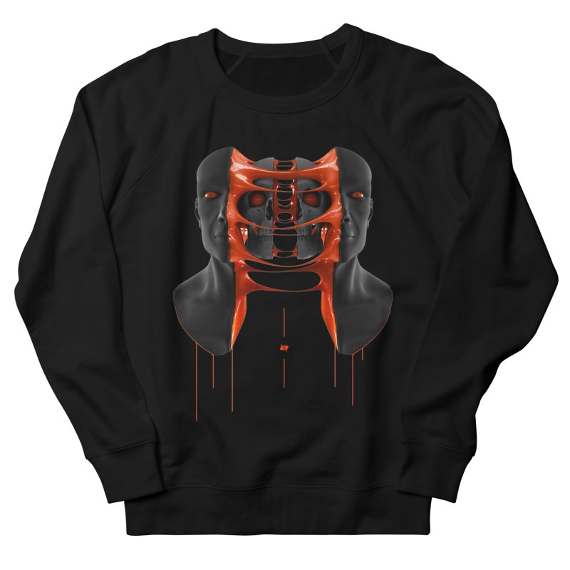 Split Men's Sweatshirt by AD Apparel
