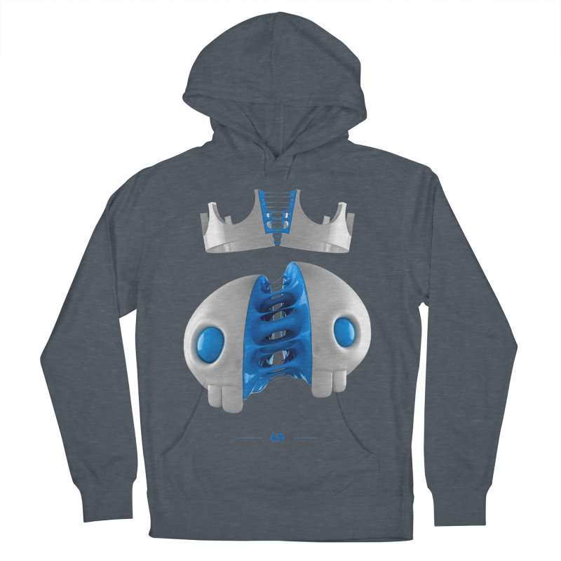 Royal Men's French Terry Pullover Hoody by AD Apparel