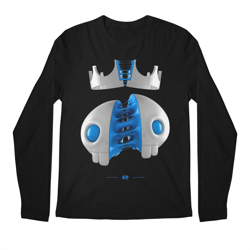 Royal Men's Regular Longsleeve T-Shirt by AD Apparel