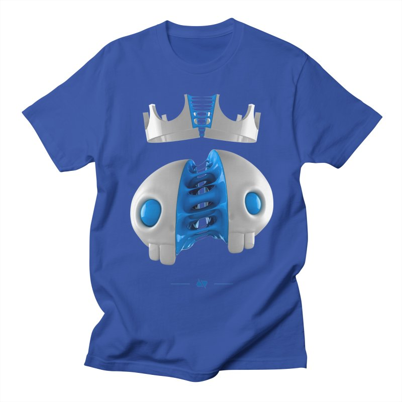 Royal Women's Unisex T-Shirt by AD Apparel