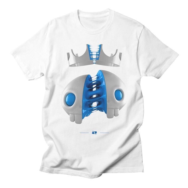 Royal Women's Regular Unisex T-Shirt by AD Apparel