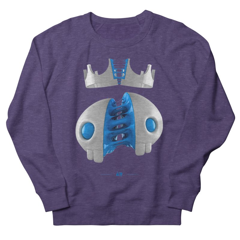 Royal Women's French Terry Sweatshirt by AD Apparel