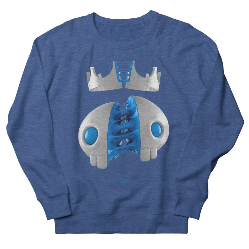 Royal Men's Sweatshirt by AD Apparel