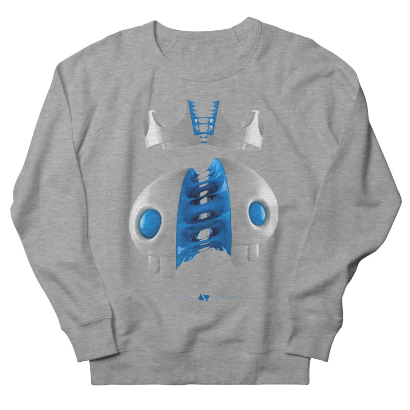 Royal Men's French Terry Sweatshirt by AD Apparel