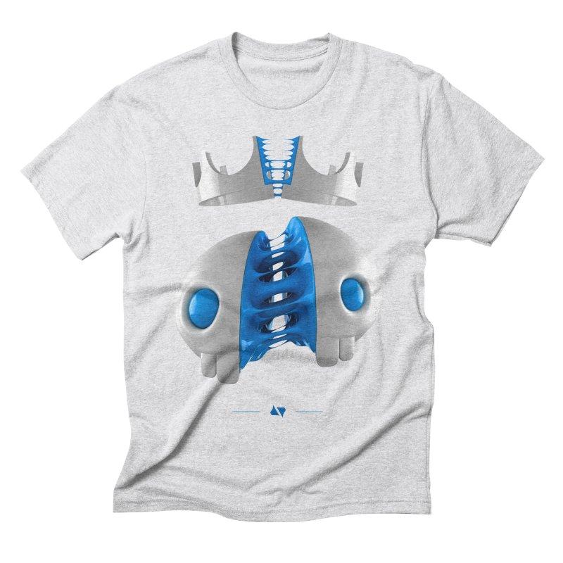 Royal Men's Triblend T-Shirt by AD Apparel